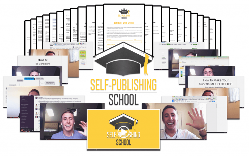 Promote Self-publishing School as an Affiliate