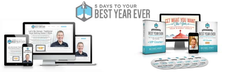 Michael Hyatt affiliate program