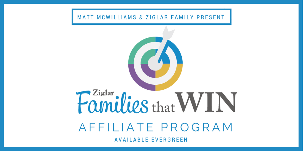 Join the Ziglar Family Affiliate Program
