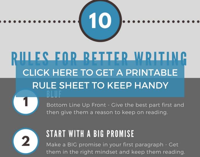 rules of precis writing pdf
