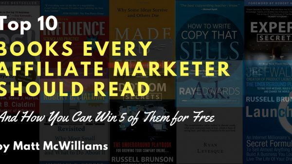 Books for affiliate marketers to read
