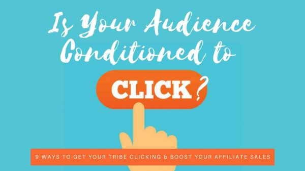 Condition audience to click links in email