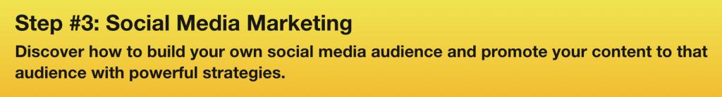 Marc Guberti's Content Marketing Success Summit Social Media Marketing