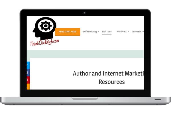 Chris Naish ThinkClickRich Resource Page