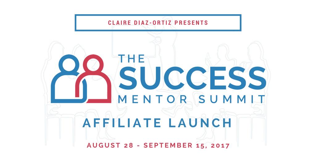 Claire Diaz-Ortiz's Success Mentor Summit