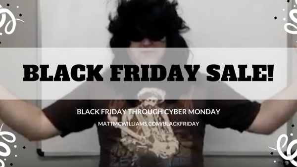 Black Friday and Cyber Monday 2017 Sale
