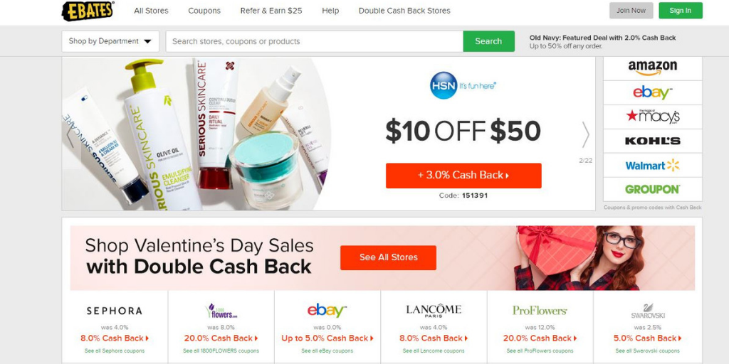 Recruiting loyalty affiliates such as ebates