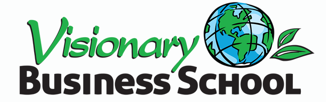 visionary business school logo