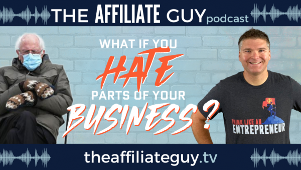 Affiliate Guy tech disasters podcast